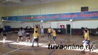 Жители Левобережных дачных обществ Кызыла провели спортивный выходной