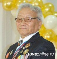 К 80-летию со дня рождения партийного и государственного деятеля Дозур-оола Лайзаповича Тинмея в ТувГУ проведен вечер его памяти