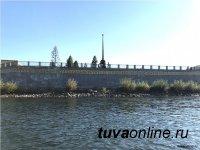 Бассейн реки Енисей питает 100 000 озер