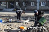 К очистке тепловых камер Кызылская ТЭЦ привлекла самих кызылчан
