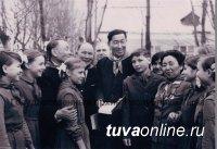 В Национальном музее Тувы хранится горсть ровенской земли, которую в 1944 году освобождал тувинский эскадрон