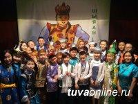 Лучшие знатоки тувинского фольклора учатся в школе № 3 г. Кызыла