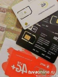 Жительница с. Успенка (Тува) купила симку, к которой ранее был привязан чужой мобильный банк, и решила... снимать деньги