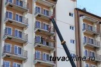 В Кызыле готовится к сдаче 9-этажный 255-квартирный дом