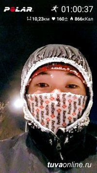 Проживающий в Иркутске Дидим-оол Ооржак удостоен звания «Мастер спорта России» по альпинизму