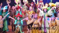 Кызылский ТЮЗ на фестивале в Москве взял два первых места!