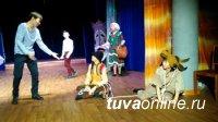 """На сцене Кызылского ТЮЗа - """"Гамлет"""""""