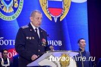 Руководитель управления ФСБ Владимир Щуровский переехал из Тувы в Коми