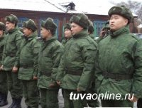 В весенний призыв планируется направить на срочную службу в армию 554 уроженца Тувы