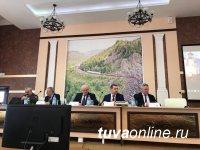 В Абакане с участием РЖД и представителей Минобороны прошло организационное совещание о строительстве железной дороги в Туву