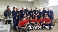 В отборочном этапе WorldSkills Russia участвуют Олеся Салчак и Кудер Кара-Сал