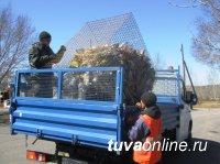 Заповедник «Убсунурская котловина» приступил к раздельному сбору отходов