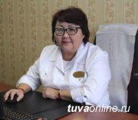 В Туве прощаются с врачом высшей категории Маргаритой Турчиной