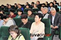 В Туве состоялся Круглый стол по сохранению языка