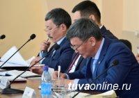 Валентин Ендан назначен вице-премьером правительства Тувы