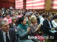 Кызылский транспортный техникум отметил 55-летний юбилей