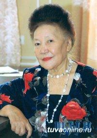 На 80-м году ушла из жизни организатор и историограф женского движения в Туве Ирина Шекпер-ооловна Очур