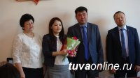 В Мэрии Кызыла ко Дню местного самоуправления отметили лучших