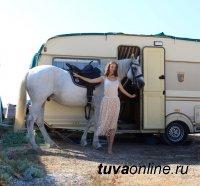 Циркачка и блоггер Лиза Ортман (Тува) рассказала об особенностях цирковой жизни