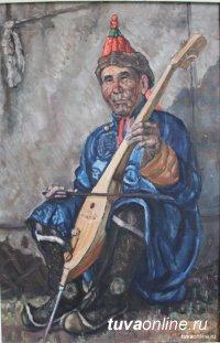 Исполняется 100 лет со дня рождения тувинского художника Георгия Суздальцева