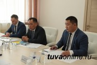 Дмитрий Патрушев и Шолбан Кара-оол обсудили перспективы развития сельхозпроизводства Республики Тыва