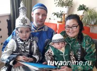 Из 95165 семей Тувы 31346 - многодетные!