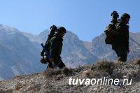 Уникальный комплекс по горной подготовке появился в соединении Центрального военного округа в Туве