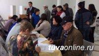 В Туве 26 мая, в Единый день предварительного голосования, откроется 97 счетных участков