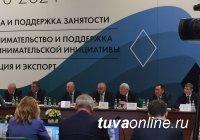Глава Тувы участвует в совещании первого вице-премьера Антона Силуанова по нацпроектам