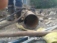 В Кызыле в ходе гидравлических испытаний выявлено 23 повреждения на тепловых сетях. К 15 часам 6 июня будет восстановлена подача горячей воды