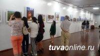 В Кызыле открыта первая международная фотовыставка «Тува: традициями столетий»