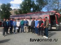 Томский опыт в сфере дикоросов заинтересовал Туву