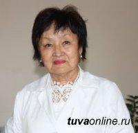 ЧЕЛОВЕК ТРУДА. Врач-фтизиатр Анастасия Малесковна Шангыш-оол