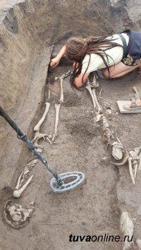 Без срока давности: ученые нашли в Туве свидетельства преступления, совершённого 2 тысячи лет назад