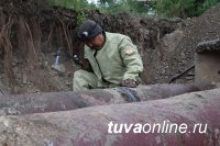 С сегодняшнего дня на 10 дней в Кызыле отключено горячее водоснабжение