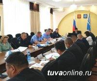 В Туве пограничная комиссия рассмотрела вопросы карантинной полосы вдоль границы с Монголией и работы народных дружин