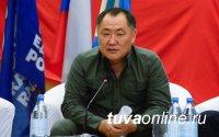 Глава республики с рабочим визитом посетил Каа-Хемский район Тувы