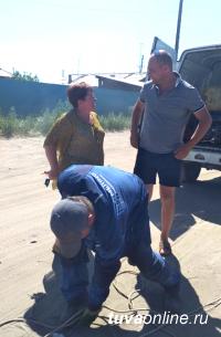 Компания Россети Сибирь в Туве строит цифровой РЭС для жителей пгт. Каа-Хем