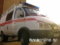 В  Бай-Тайгинском кожууне Тувы в реку Ак перевернулась автомашина УАЗ, в которой находились 10 человек
