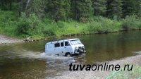 Полиция Тувы: при пересечении реки Ак вброд перевернулась автомашина. Обнаружены тела 10 человек