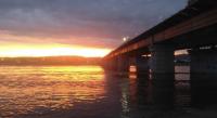 Кызыл: До 21 июля движение ночью по Коммунальному мосту ограничено