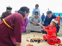 Глава Тувы: В дни Наадыма мы благодарим всех, кто сохраняет многовековой опыт предков