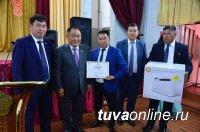 Лучший муниципалитет Тувы в 2018 году - Тандинский!