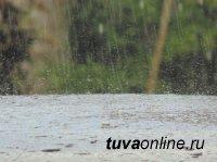 Жителей Хакасии из-за проливных дождей в Туве просят отказаться от поездок в соседнюю республику
