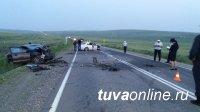 Тува: в ДТП пострадало 7 человек