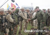В Монголии завершился первый этап военного «Конного марафона», в котором участвуют кавалеристы из Тувы