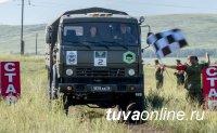 В Туве завершена «Гонка с преследованием» международного этапа конкурса «Военное ралли-2019»