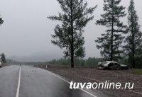 В Туве 6 августа зарегистрировано два дорожно-транспортных происшествия со смертельным исходом