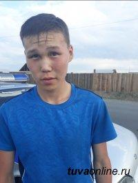 Сотрудниками полиции разыскивается без вести пропавший 17-летний Начын Оюн