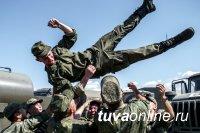 В Туве подвели итоги международного этапа конкурса «Военное ралли-2019»